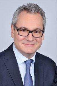 Prof. Dr. Axel Riecker, Ulm